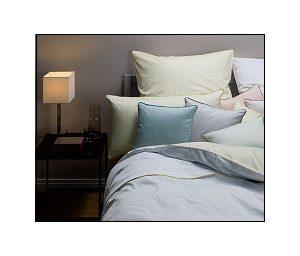 Spannbettücher und Bettwäsche von Graser