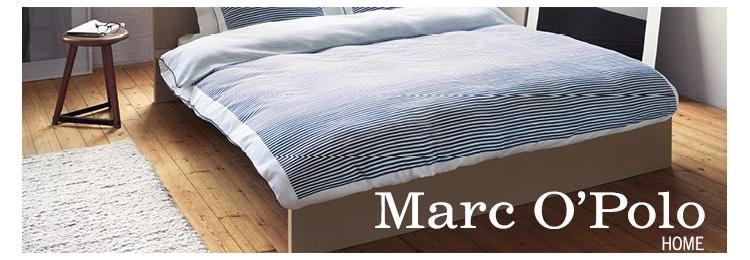 Edle Marc O'Polo Bettwäsche und Spannbetttücher erhältlich im Bettenstudio Kugler