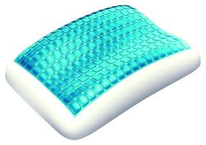 Nackenstützkissen und Nackenkissen von Technogel im Bettenstudio Kugler
