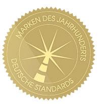 Schramm Auszeichnung Marke des Jahrhunderts