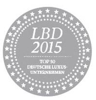 Schramm Auszeichnung Luxusmarke