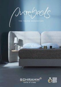 Schramm Purebeds Betten Katalog