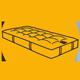 Taschenfederkern in Schramm Matratzen