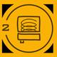Das Schramm Zwei-Matratzen-System