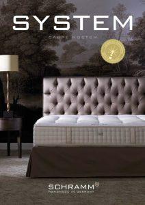 Schramm Betten Schlafsysteme Katalog